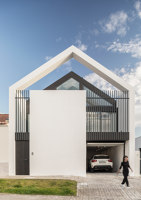 Arch House | Detached houses | FRARI