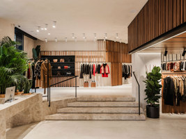 Javier Simorra flagship store   Shop interiors   Mesura
