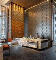 Canopy by Hilton in Chengdu | Hotel interiors | CCD/Cheng Chung Design