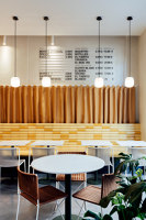 Bunsen restaurant | Restaurant interiors | Mesura