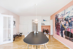 Theresienstraße apartment, Munich | Manufacturer references | JUNG