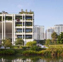 Oasis Terraces | Apartment blocks | Serie Architects