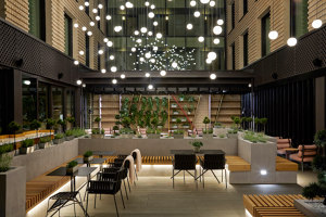 PURO Kraków Kazimierz | Hotel interiors | Conran & Partners