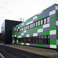 Wismut GmbH, Neubau | Herstellerreferenzen | CONAE