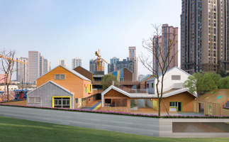 Hongkong Land (Chongqing) Yorkville North Kindergarten | Kindergartens / day nurseries | IDO / Init Design Office