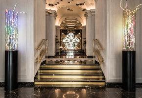 Raffles Europejski Warsaw | Hotel interiors | WWAA