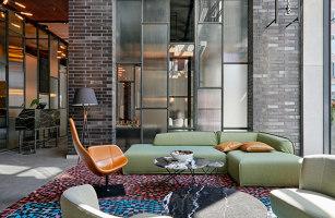 PURO Gdańsk | Hotel interiors | DeSallesFlint