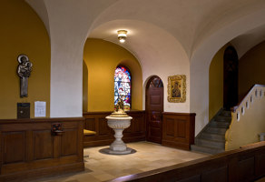 Katholische Kirche Goldach | Manufacturer references | Neue Werkstatt
