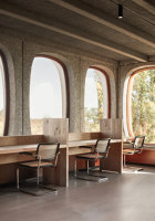 Fosbury & Sons Boitsfort | Office facilities | Going East