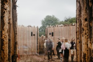 BEAM at Glastonbury Festival 2019 | Installations | Wolfgang Buttress