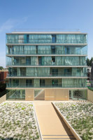 Montmartre Wintergarden Housing | Apartment blocks | Atelier Kempe Thill