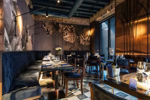I Mori Restaurant | Manufacturer references | Inkiostro Bianco