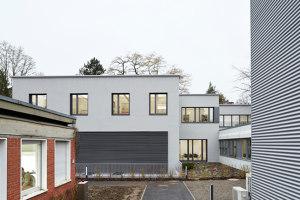 Laboratory Extension Building   Universities   Dannien Roller Architekten und Partner