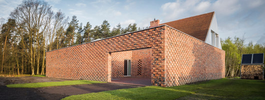 Red House | Detached houses | toprojekt