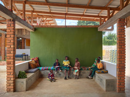 Econef Children's Center | Schools | Asante Architecture & Design