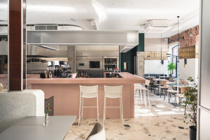Sight. Coffee and dine | Café interiors | Architectural bureau FORM
