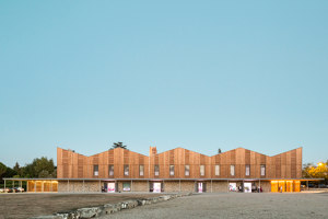 Pratgraussals Events Hall   Church architecture / community centres   PPA architectures