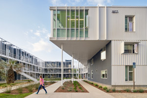 UCSB San Joaquin Student Housing | Universities | LOHA | Lorcan O'Herlihy Architects