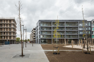 Nieuw Zuid Housing | Apartment blocks | Atelier Kempe Thill
