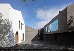 Arquipélago Contemporary Arts Centre | Trade fair & exhibition buildings | João Mendes Ribeiro Arquitecto