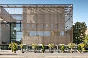 Restaurant Luxx in der Kunsthalle Mannheim | Herstellerreferenzen | Solarlux