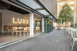 Restaurant Luxx in der Kunsthalle Mannheim | Manufacturer references | Solarlux