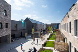 Marmalade Lane Cohousing | Apartment blocks | Mole Architects