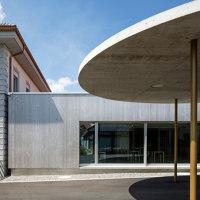 School Obergerlafingen | Scuole | bauzeit architekten