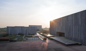 Cyrus Tang Foundation Center | Office buildings | UAD | Architectural Design & Research Institute of Zhejiang University