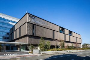 NICCA Innovation Center | Office buildings | Tetsuo Kobori Architects