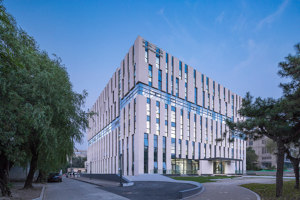 Tsinghua Law Faculty Library | Administration buildings | Kokaistudios