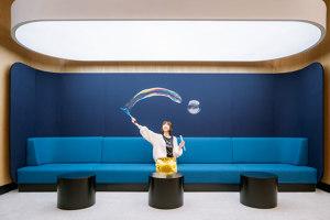 Soho 3Q | Office facilities | Ippolito Fleitz Group