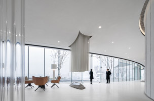 CiFi Sales Center | Office facilities | Ippolito Fleitz Group