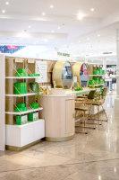 Tata Harper   Shop interiors   FormRoom