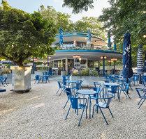 Blauwe Theehuis | Restaurant interiors | Studio Modijefsky
