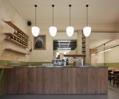 Výčep | Restaurant interiors | mar.s architects