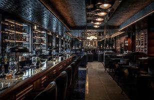 Lucky Cat by Gordon Ramsay | Restaurant interiors | Afroditi Krassa