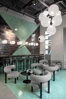 The Manzoni restaurant in Milan | Restaurant interiors | Tom Dixon