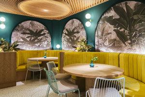 Kai La Caleta Restaurant | Restaurant interiors | In Out Studio