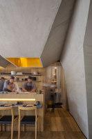 Oku Restaurant | Restaurant interiors | Michan Architecture
