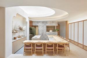 Esora Restaurant | Restaurant interiors | Takenouchi Webb