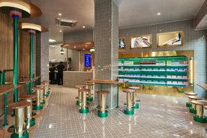 Kento | Restaurant interiors | Masquespacio