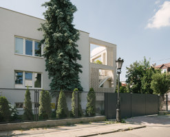 House for W | Detached houses | MFRMGR Architekci