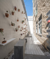 Courtyards at Rossmore & Weldon | Apartment blocks | Brooks + Scarpa