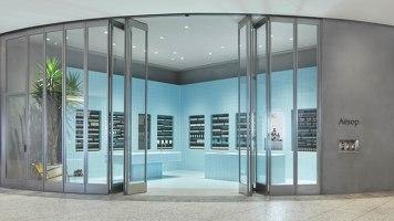 Aesop Century City   Shop interiors   In-house Design Department