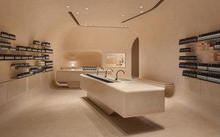 Aesop Houston Galleria   Shop interiors   MLKK Studio