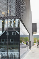 Cultural Center Stjørdal | Church architecture / community centres | Reiulf Ramstad Arkitekter