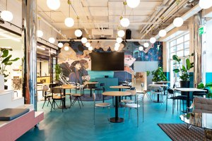 MOW Supernova Coworking Hub | Office facilities | Mint & More Creative