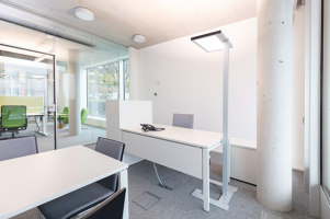 Employee-focused lighting solution at Medice | Manufacturer references | LUCTRA