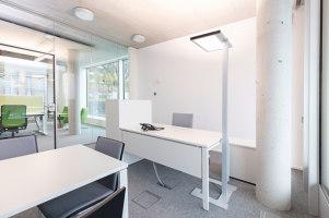 Mitarbeiterzentrierte Lichtlösung bei Medice | Manufacturer references | LUCTRA